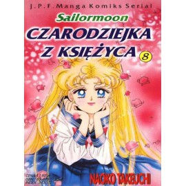 Manga - Sailor Moon tom 8