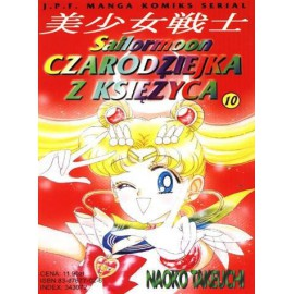 Manga - Sailor Moon tom 10