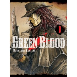 Mnaga - Green Blood tom 1