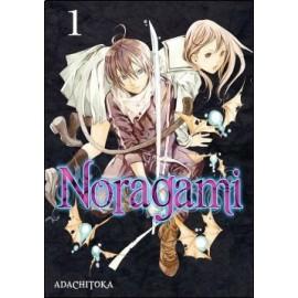 Manga - Noragami tom 1