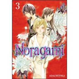 Manga - Noragami tom 3