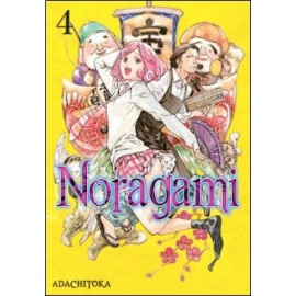 Manga - Noragami tom 4