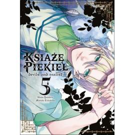 Manga Książę Piekieł tom 5