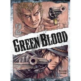 Manga - Green Blood tom 2