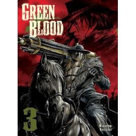Manga - Green Blood tom 3