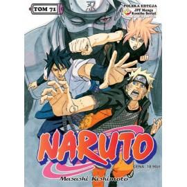 Manga Naruto tom 71