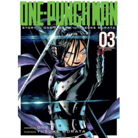Manga - One Punch Man tom 3