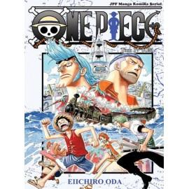 Manga One Piece tom 37