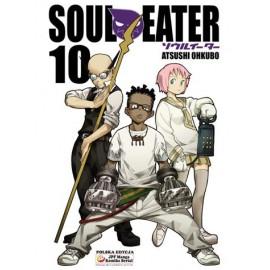 Soul Eater - tom 10