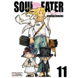 Soul Eater - tom 11