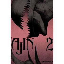 Manga Ajin tom 2