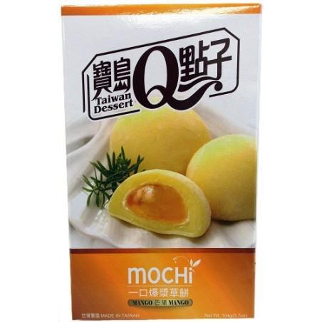 Mochi - brzoskwinia