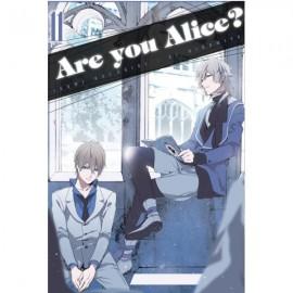 Manga - Are you Alice? tom 11