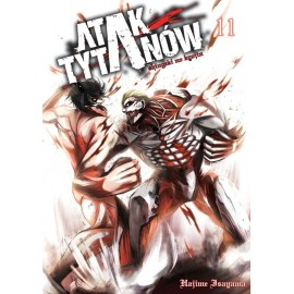 Manga - Attack on Titan tom 11