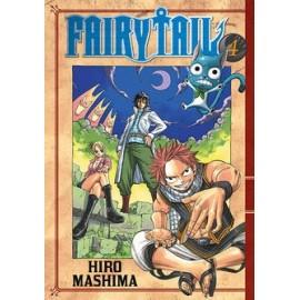 Manga - Fairy Tail tom 4