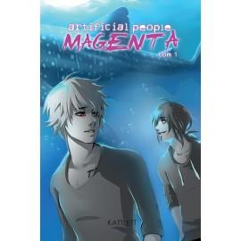 magenta - sklep manga tom 1
