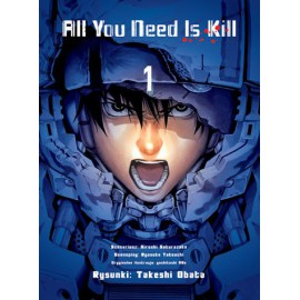 All You Need Is Kill - tom 1