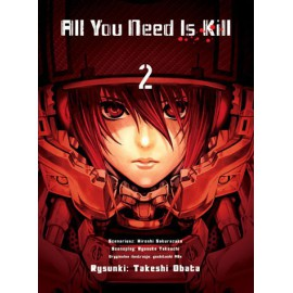 All You Need Is Kill - tom 2