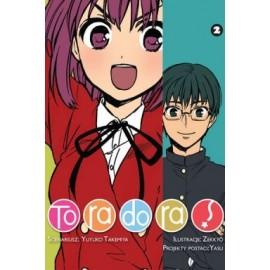 Toradora! - tom 2
