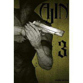 Manga Ajin tom 3