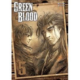 Manga - Green Blood tom 5