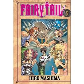 Manga - Fairy Tail tom 5