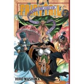 Manga - Fairy Tail tom 7
