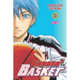 Kuroko no Basket - tom 10