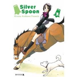 Silver Spoon - tom 2
