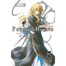 Pandora Hearts - tom 5