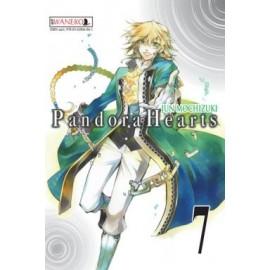 Pandora Hearts - tom 7