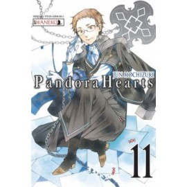 Pandora Hearts - tom 11