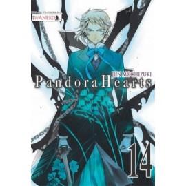 Pandora Hearts - tom 14