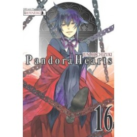 Pandora Hearts - tom 16