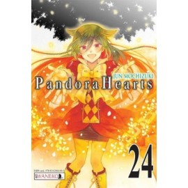 Pandora Hearts - tom 24