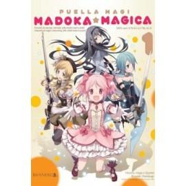 Puella Magi Madoka Magica - tom 1