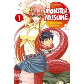 Monster Musume - tom 1