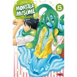 Monster Musume - tom 5