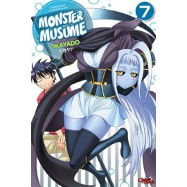 Monster Musume - tom 7