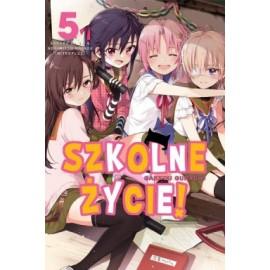 Manga - Szkolne Życie tom 5