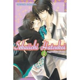 Sekaiichi Hatsukoi - tom 4