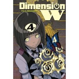 Dimension W - tom 4