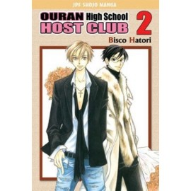 Ouran High School Host Club - tom 2