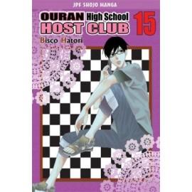 Ouran High School Host Club - tom 15