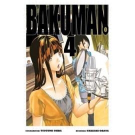Bakuman - tom 4