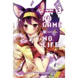No Game No life - tom 3