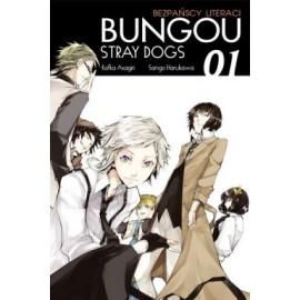 Manga - Bungou Stray Dogs tom 1