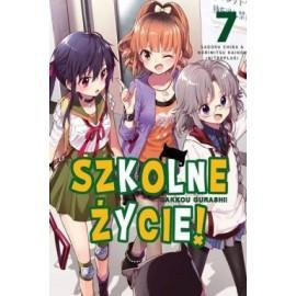 Manga - Szkolne Życie tom 7