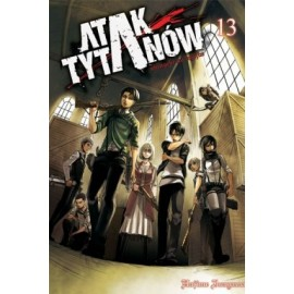 Manga - Attack on Titan tom 13