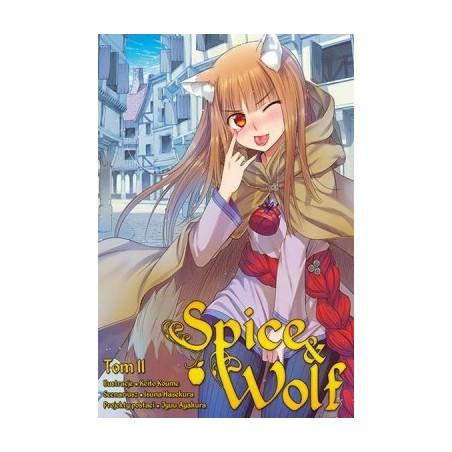 Spice & Wolf - tom 11